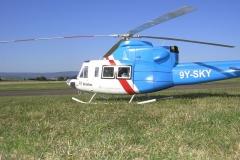 Bell 412 Bristow 07