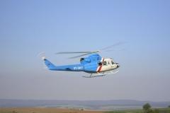 Bell 412 Bristow 08