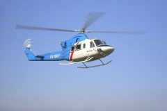 Bell 412 Bristow 09
