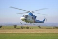 Bell 412 Bristow 11