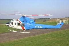 Bell 412 Bristow 13