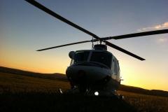 Bell 412 LAFD 11