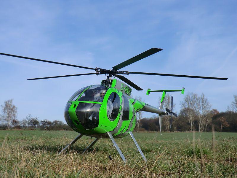 spantensatz hughes 500 heli factory