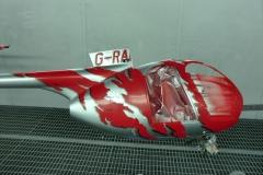 Hughes 500 -Rot- 27