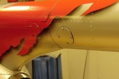 Hughes 500 -Rot- 38