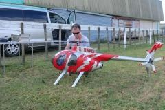 Hughes 500 -Rot- 46