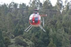 Hughes 500 -Rot- 49