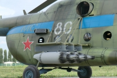 MI 8 Russian Airforce -80- 11