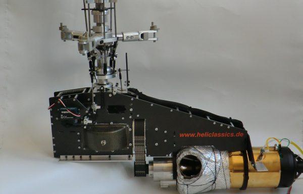 HeliClassics Koaxialmechanik CTM 2500